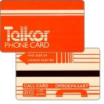 The Phonecard Shop: Telkor - Test card, without PT logo, R10
