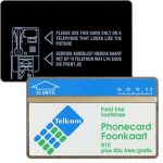 The Phonecard Shop: South Africa, Telkom - Field trial Telumat, R10/35 units