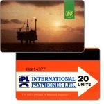 The Phonecard Shop: British Petroleum, 20 units