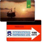 The Phonecard Shop: Great Britain, British Petroleum, 100 units