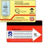The Phonecard Shop: Great Britain, Phillips Petroleum Co. U.K. LTD., Maureen 'A', 60 units