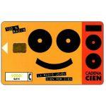 The Phonecard Shop: Spain, 100% Radio, 1000 pta
