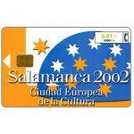The Phonecard Shop: Spain, Salamanca 2002, 1000 pta