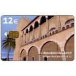 The Phonecard Shop: Spain, L'Almudaina, Mallorca, 3-D image, 12€