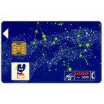 The Phonecard Shop: Spain, Xacobeo '93, stars, 2000+100 pta