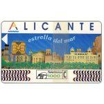 The Phonecard Shop: Spain, Alicante, 1000 pta, chip