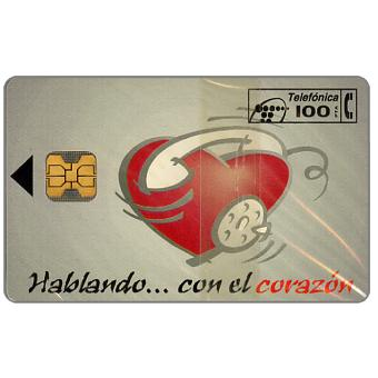 Phonecard for sale: Cardiovas Retard, 100 pta