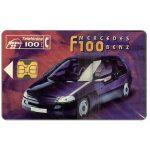 The Phonecard Shop: Spain, Mercedes F100, 100 pta