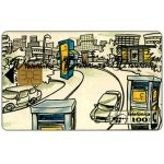 The Phonecard Shop: Spain, Cabitel cardphone, 100 pta