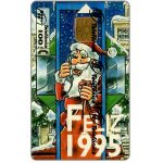 The Phonecard Shop: Feliz 1995, 100 pta
