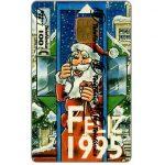 The Phonecard Shop: Spain, Feliz 1995, 100 pta