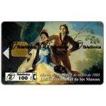 The Phonecard Shop: Spain, Mueo del Prado, El Quitasol, painting by Goya, 100 pta