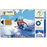 The Phonecard Shop: Spain, Sierra Nevada 1996 Ski championship, 1000 pta