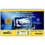 The Phonecard Shop: Spain, Philips - UEFA Champions League, 1000 pta