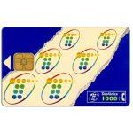 The Phonecard Shop: Spain, Telefonica logos, 1000 pta