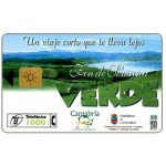 The Phonecard Shop: Cantabria, Fin de semana Verde, 1000 pta