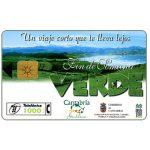 The Phonecard Shop: Spain, Cantabria, Fin de semana Verde, 1000 pta