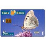 The Phonecard Shop: Spain, Fauna Iberica, Pandora (Pandoriana pandora), 1000 pta