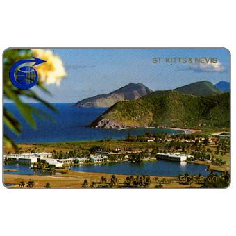 Phonecard for sale: Frigate Bay, 2CSKA, EC$5.40