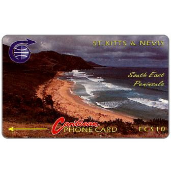 Phonecard for sale: South East Peninsula, 3CSKB, EC$10