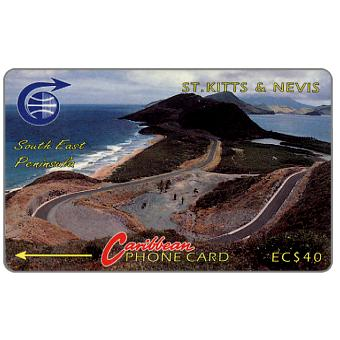 The Phonecard Shop: South East Peninsula, 3CSKF, EC$40