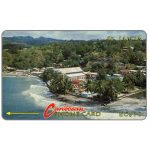 The Phonecard Shop: Coastline, no logo, 6CSLA, EC$10