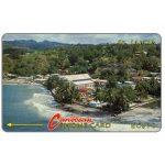 The Phonecard Shop: St.Lucia, Coastline, no logo, 6CSLA, EC$10
