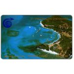 Phonecard for sale: Admirality Bay, 2CSVA, EC$5.40