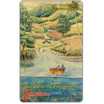 The Phonecard Shop: Decade of the Environment, no logo, 3CSVA, EC$10
