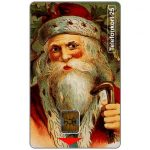 The Phonecard Shop: Sweden, Telia - Merry Christmas, Santa Claus, 25 units