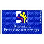 The Phonecard Shop: Sweden, Telia - Sparbankskort 1, 30 units
