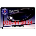 The Phonecard Shop: Sweden, Telia - SAAB, 30 units