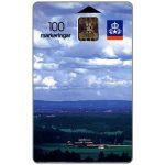 The Phonecard Shop: Sweden, Telia -  Cultural landscape, 100 units