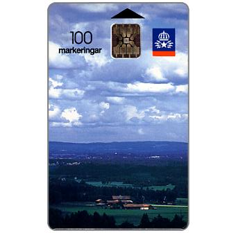 Phonecard for sale: Telia -  Cultural landscape, 100 units