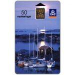 The Phonecard Shop: Sweden, Telia - Little harbour, 50 units