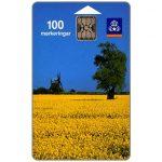 The Phonecard Shop: Sweden, Telia - Oland's landscape, 100 units