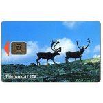 The Phonecard Shop: Sweden, Telia - Reindeers, 100 units