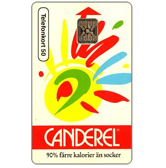 Phonecard for sale: Telia - Canderel, 50 units