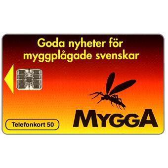 Phonecard for sale: Telia - Mygga, 50 units