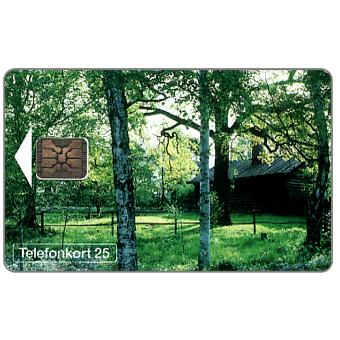 Phonecard for sale: Telia - Summer in Skansen, 25 units