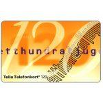The Phonecard Shop: Sweden, Telia - Definitive, 120 units