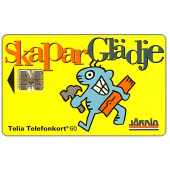 Phonecard for sale: Telia - Jarnia, 60 units