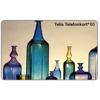 Phonecard for sale: Telia - Old bottles, 60 units
