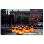 The Phonecard Shop: Telia - Water Festival 1994, 120 units