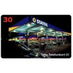 The Phonecard Shop: Telia - Statoil, 07.1995, 30 units