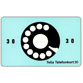 Phonecard for sale: Telia - News Agencies, 30 units