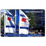The Phonecard Shop: Sweden, Telia - World Athletic Games, 60 units