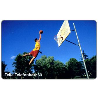 Phonecard for sale: Telia - Street basket, 60 units