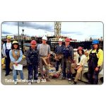 The Phonecard Shop: Sweden, Telia - Construction workers, 30 units