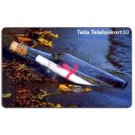 The Phonecard Shop: Sweden, Telia - Message in a Bottle, 60 units